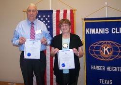 Charles Sweeney & Diane Thompson