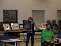 Auction of B L Herd painting
