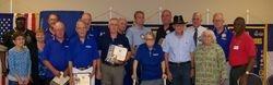 Honoring Kiwanis Vietnam Veterans and spouses of deceased Vietnam Vets