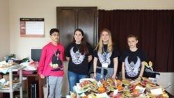 Easter treats for Indian Oaks Nursing Center