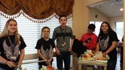 Indian Oaks Easter treats
