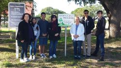 Fall Waterways Clean up at HH Community Park