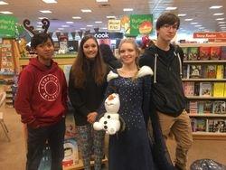 Barnes & Noble Christmas Program