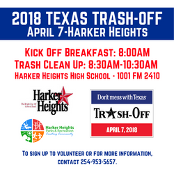 2018 Texas Trash-Off