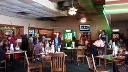 Lunch break Fun at Fuddruckers