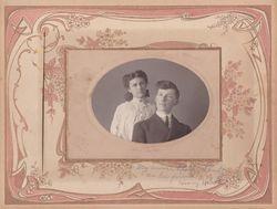 Elsie M. Shultz (1886-1964) and Henry Hetrick