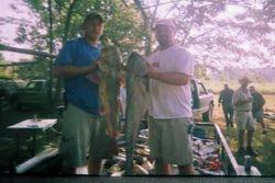 BoTonus and J-bird at Yazoo River 2005