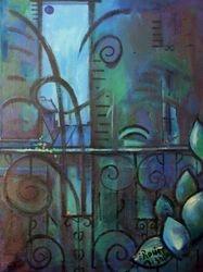 Balcony Parisien
