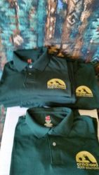 Golf shirts worn at a Fundraising Meet