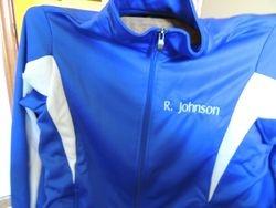 Swim Team Jacket Front