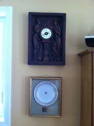 Grand Staircase Clock Replica 1/2 scale