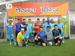 MEN'S TUES D1 CHAMPS **TEJUPILCO**