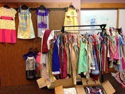 Finished Dresses