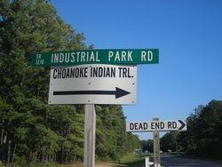 Choanoke Indian Trail