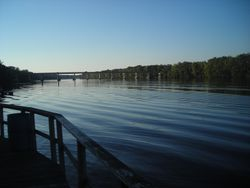 Winton's waterfront park