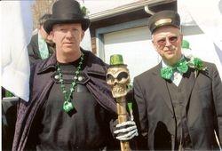 St .Patrick's Parade