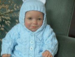 little bear  suit