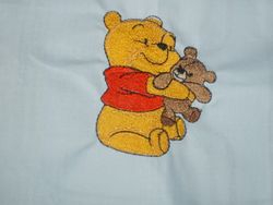 pooh and teddy