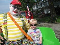 Ironton Memorial Day Parade 2011