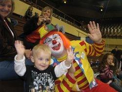 Beni Kedem Circus Huntington, WV