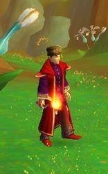 Miles Wizard