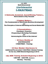 What is i-FastTrac?