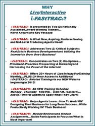 Why i-FastTrac?