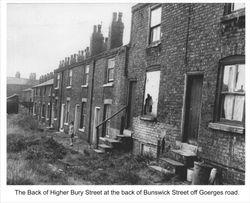 Back of Higher Bury Street
