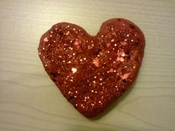 Clay heart