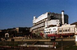 Boating Lake & Palace Hotel