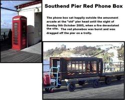 Pier phonebox