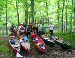 Shetucket River Canoe Trip 5-28-11