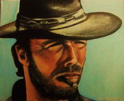 """Clint Eastwood"",""Clint Eastwood"", ""A fist Full of Dollars"","