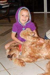 Ella, Still my Asst. Pet Sitter