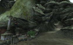 First Cavern Trail
