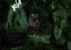 Moss Caverns