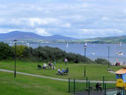 Rathmullan on Regatta Day