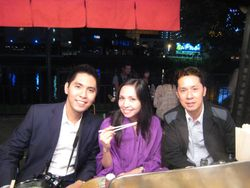 With AJ & Mitel
