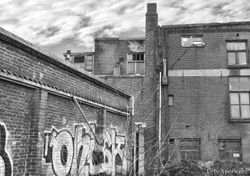 Industrie in decay.