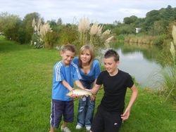 Jodie, Matthew and Luke