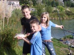 jodie,matthew and luke