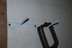 Rack for clamps