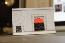 Fireplace in the Amersham