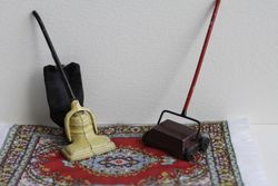 Carpet Sweeper and Hoover