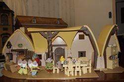 The Seven Dwarfs Cottage