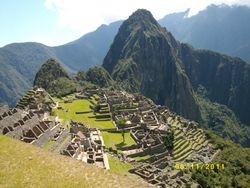 Machu Picchu Sanctuary!