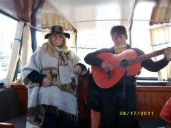 Boat Ride on Lake Titicaca to Amantani Island