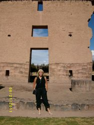 Raqchi, Sacred Inka Site