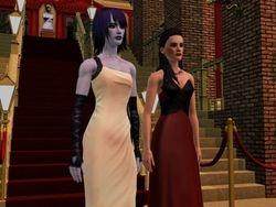 Sirena and Lorna