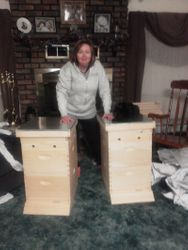 Our New Hives Unboxed!